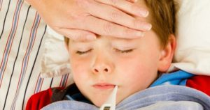 managing fevers in children