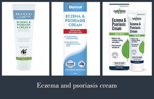 eczema and psoriasis cream